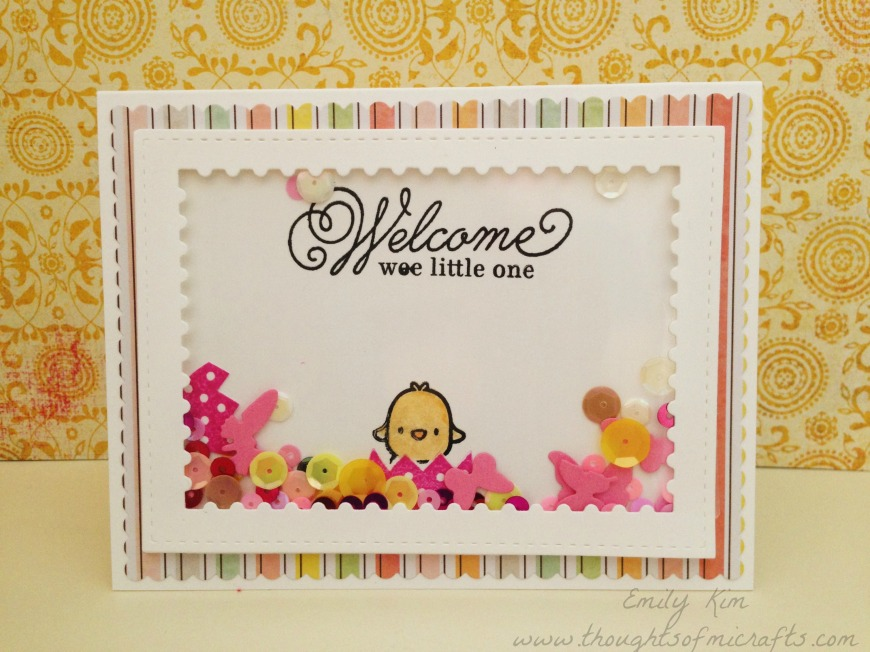 Welcome.weelittleone.shaker