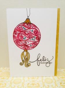Feliz.ornament